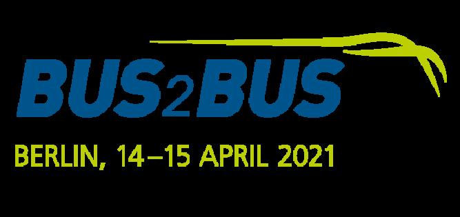 Feira Bus2Bus | 14 e 15 abril 2021 | Berlim